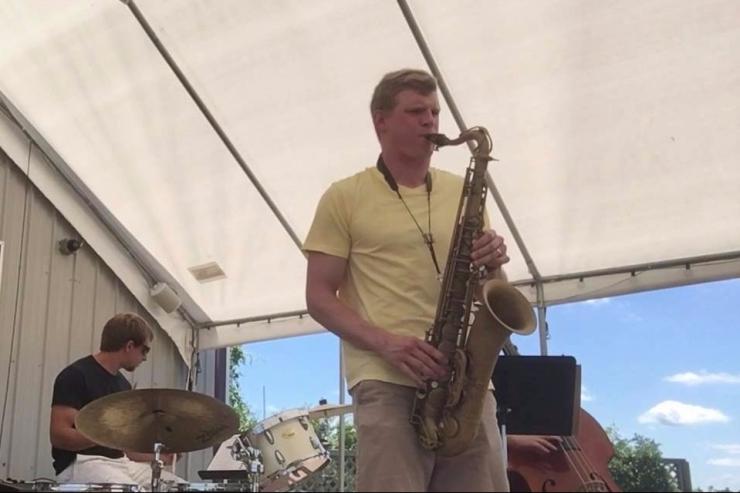 Joel Gordon Trio 1